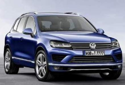 Volkswagen vrea sa tripleze gama de modele SUV
