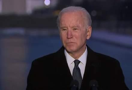 Președintele ales al SUA, Joe Biden a adus un omagiu victimelor răpuse de COVID-19