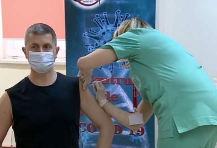 Vicepremierii și miniștrii din Guvernul Cîțu se vaccinează anti-COVID-19