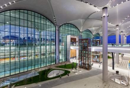 Top 10 cele mai aglomerate aeroporturi din Europa în 2020. Pandemia a schimbat clasamentul