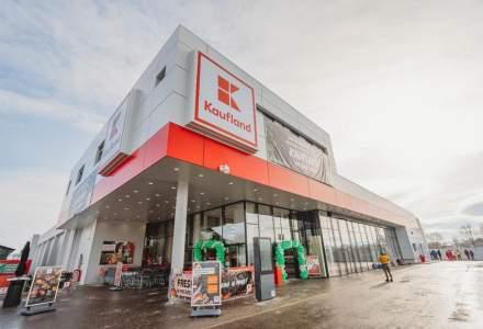 Kaufland deschide un nou magazin și creează 95 de locuri de muncă