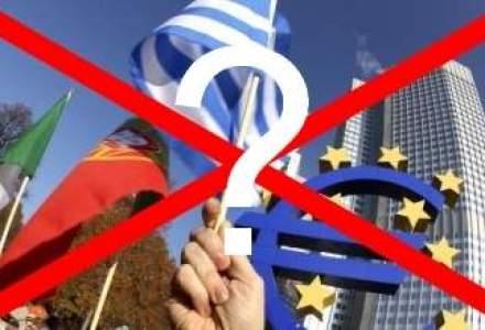 Comisia Europeana: bila neagra in cazul aderarii Romaniei la zona euro