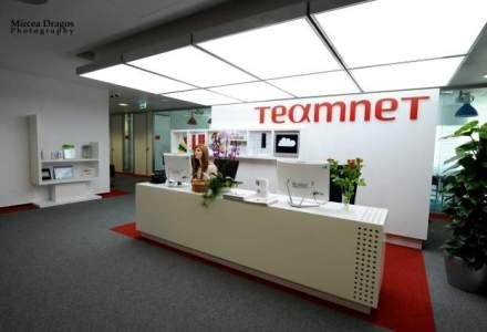 Noul sediu central Teamnet: cum arata mini-orasul de 10.000 mp amenajat de companie