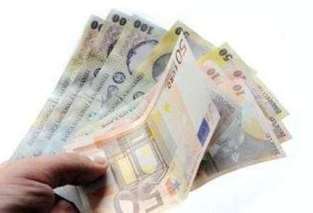 Romanii au economisit anul trecut in medie 10% din venitul pe gospodarie