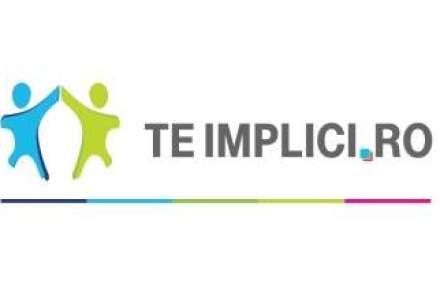 (P) Alege pe www.teimplici.ro principalele cauze sociale pe care le vor sustine Romtelecom si COSMOTE Romania impreuna cu mediul privat