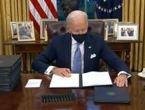 Joe Biden a semnat 17 decrete...
