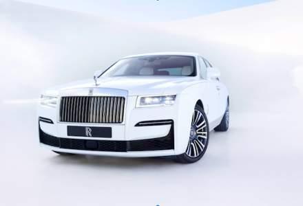 Noul Rolls-Royce Ghost a ajuns în România