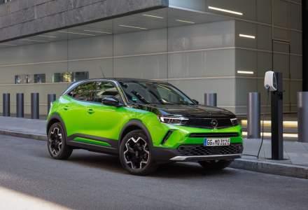 Opel lansează 8 modele noi anul acesta în România