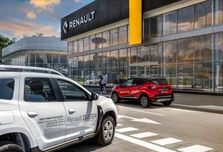 Românii au cumpărat online peste 700 de mașini noi Renault în anul pandemic