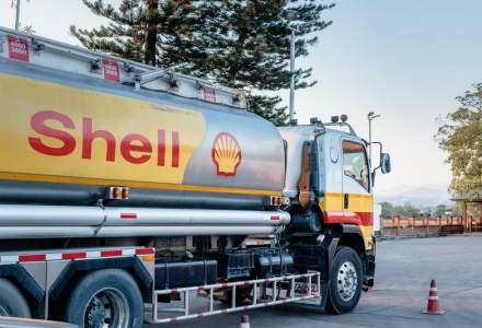 Shell începe operațiunile directe de transport comercial rutier în România