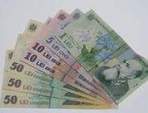 Cursul a urcat la 4,22 lei/euro