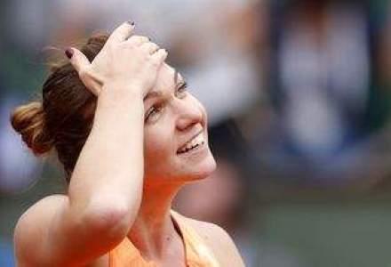 CALIFICARE ISTORICA: Simona Halep este in finala Roland Garros. Bravo!