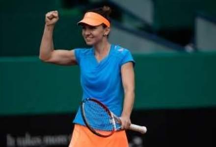 Eurosport si Antena 3 vor transmite finala Roland Garros dintre Simona Halep si Maria Sharapova