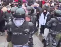 Proteste uriașe în Rusia....