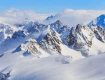 Avalanșă în Munții Bucegi
