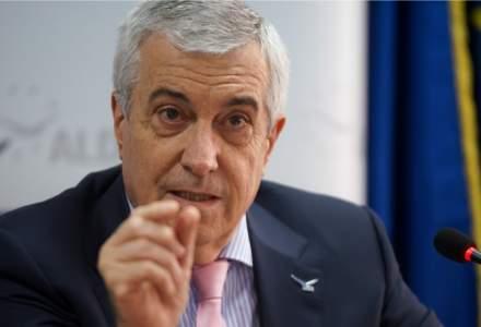 Călin Popescu Tăriceanu, pus sub inculpare în dosarul mitei de 800.000 dolari