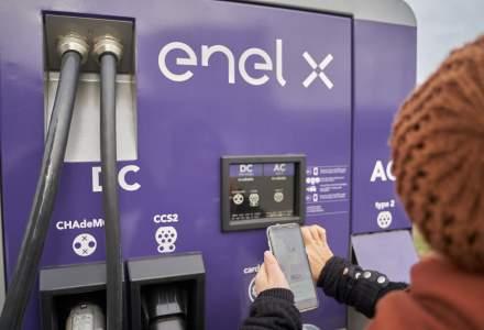 ENEL X România a pus în funcțiune șase stații de încărcare a vehiculelor electrice în Constanța