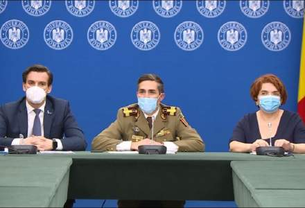 Valeriu Gheorghiță: Obiectivul pentru prima etapă a campaniei de vaccinare a fost atins