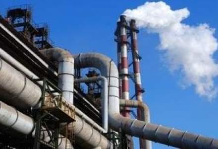 Scaderea productiei industriale afecteaza cresterea anuala
