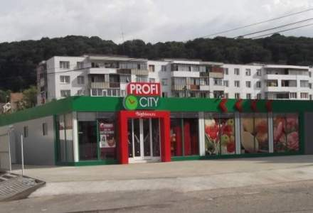 "Noutate in retail: Profi a inaugurat un magazin construit din ""cuburi lego"""