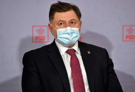 Rafila: PSD propune un fond de 4 mld. lei pentru combaterea pandemiei de COVID-19