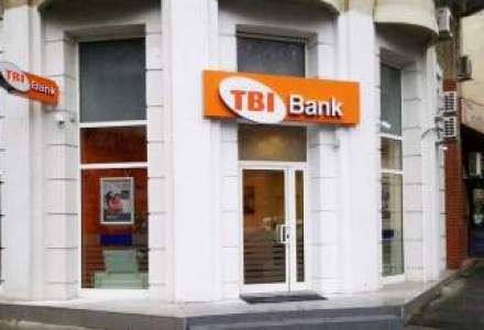 TBI Bank a acumulat intr-un an active de 74 mil. euro, cu credite de 35,7 mil. euro, sub tinta initiala