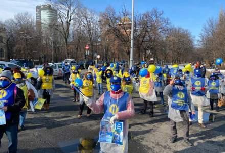 """Ce a promis Vlad Voiculescu reprezentanților sindicatului Federația """"Solidaritatea Sanitară"""""""