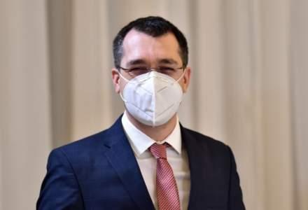 Vlad Voiculescu: Pacienţii sunt evaluaţi în camera de gardă a institutului