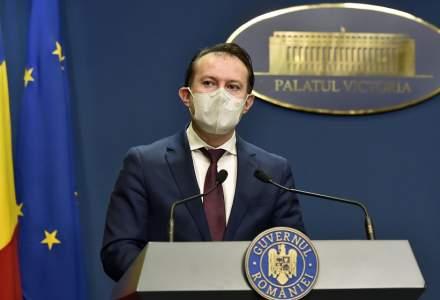 Premierul Cîțu: Reacția autorităților a fost eficientă, despre cauze și responsabili discutăm după ce avem toate informațiile