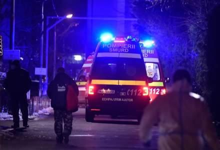 Incendiu Matei Balș: 5 persoane au decedat