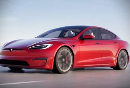 Tesla Model S și Model X au primit un facelift și peste 1.000 CP