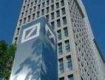 Cea mai mare banca germana,...