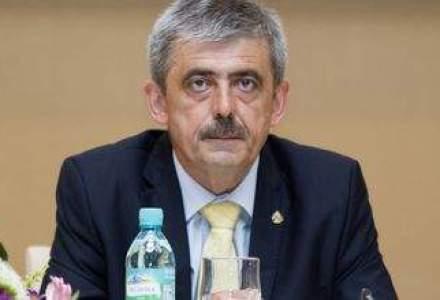 Presedintele suspendat al Consiliului Judetean Cluj, Horea Uioreanu, audiat de DNA in dosarul fostului subofiter SRI