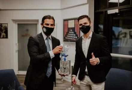 Aplicația din Sibiu care vrea să se bată cu Revolut și PayPal folosind blockchain