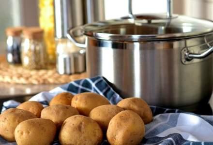 Kaufland inaugurează o cantină socială: 500 de porții servite zilnic