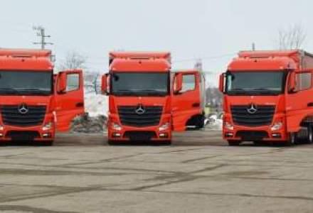 "Premiera in Olanda: camioanele ""fara sofer"". Cand vor fi introduse"