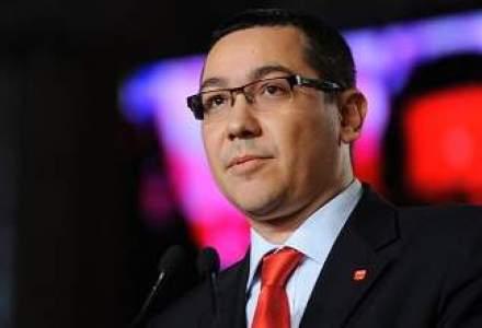 Reducerea CAS, argumentul lui Victor Ponta pentru promulgarea noul cod al insolventei