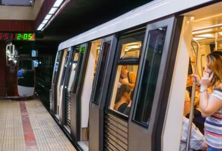 Sindicatul din Metrorex: Media salariilor angajaţilor de la metrou nu depăşeşte 7.000 de lei pe lună