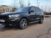Test drive cu BMW X5 M50d...