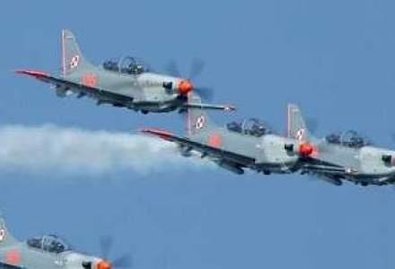 Show aerian in Bucuresti in weekend