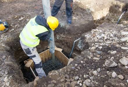 A început construcția Spitalului Modular ATI Piatra Neamț