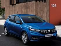 Dacia oprește producția trei...
