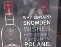 Numele lui Edward Snowden, pe...