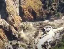 VIDEO: Un ghețar din Himalaya...
