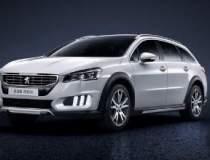 Peugeot 508 facelift ajunge...