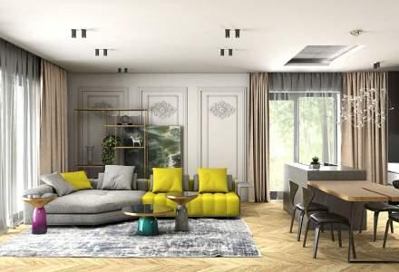 FOTO Amenajare locuință: Care sunt culorile anului și cum le integrăm în casa noastră