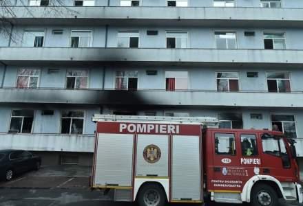 """Starea de sănătate a pacienților transferați de la """"Matei Balș"""""""
