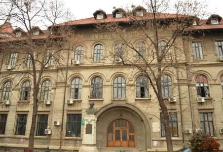 IŞMB: Pe rolul Tribunalului Bucureşti există un dosar cu privire la evacuarea Colegiului Naţional Gheorghe Şincai