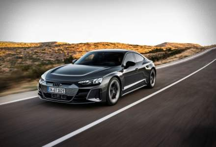 Audi e-tron GT: Primele informații despre coupe-ul cu 4 uși