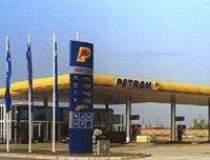 Petrom a ieftinit carburantii...